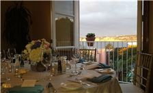 La Valencia Hotel Weddings - The View from the Galeria