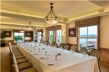 La Valencia Hotel Meetings - Galeria Conference Set