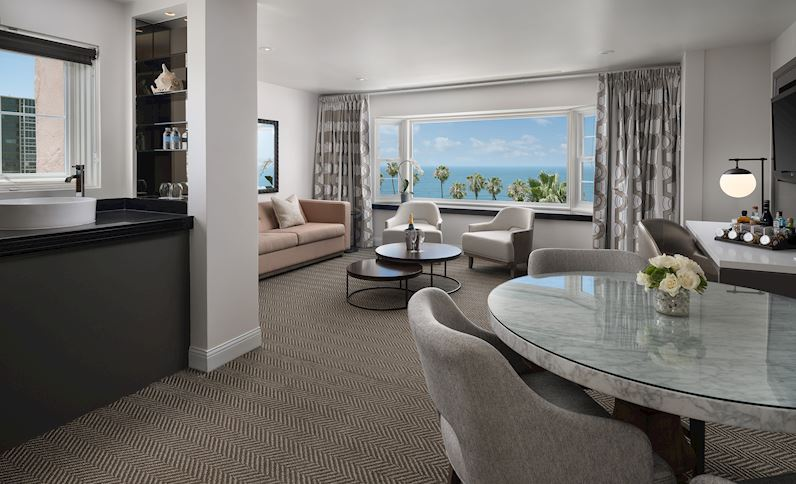 Pacific Suite Living Room