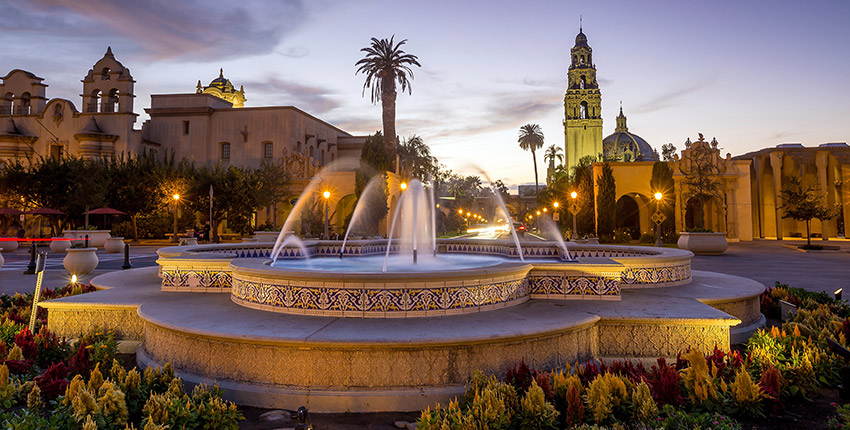 Balboa Park & Museums at California