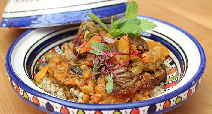 Lamb Tagine from The Med