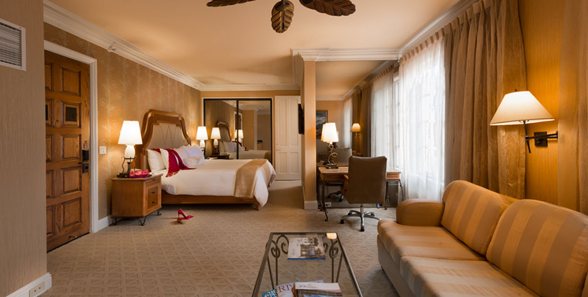 La jolla resort rooms suites la valencia hotel for Design hotel valencia