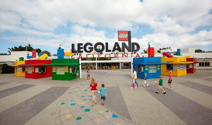 Legoland at La Jolla