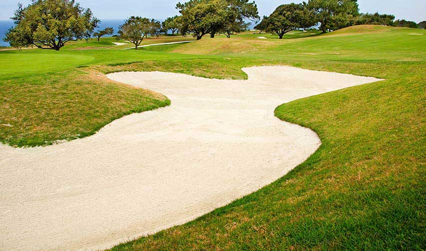 Torrey Pines Golf Course at California